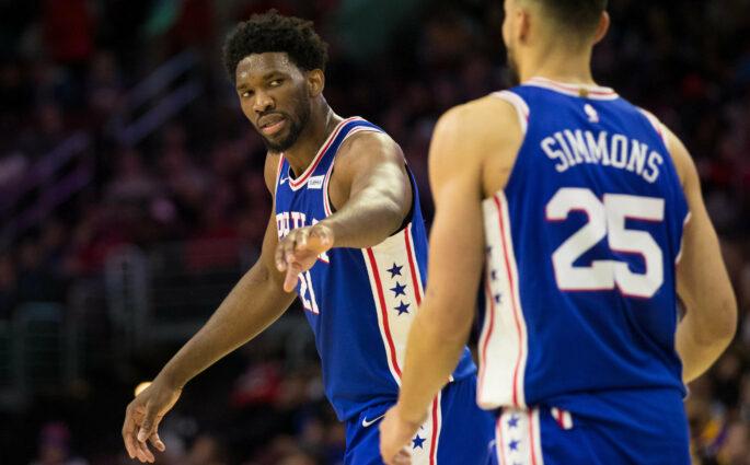 """Dwyane Wade parle des Sixers - """"l'avenir de la NBA"""""""