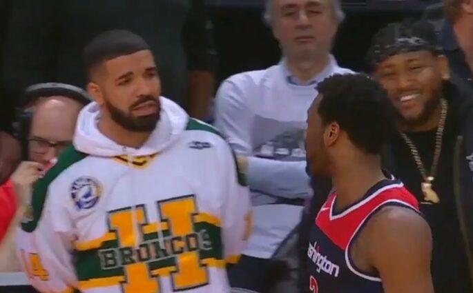 À cause du trashtalk, John Wall n'écoute plus les sons de Drake
