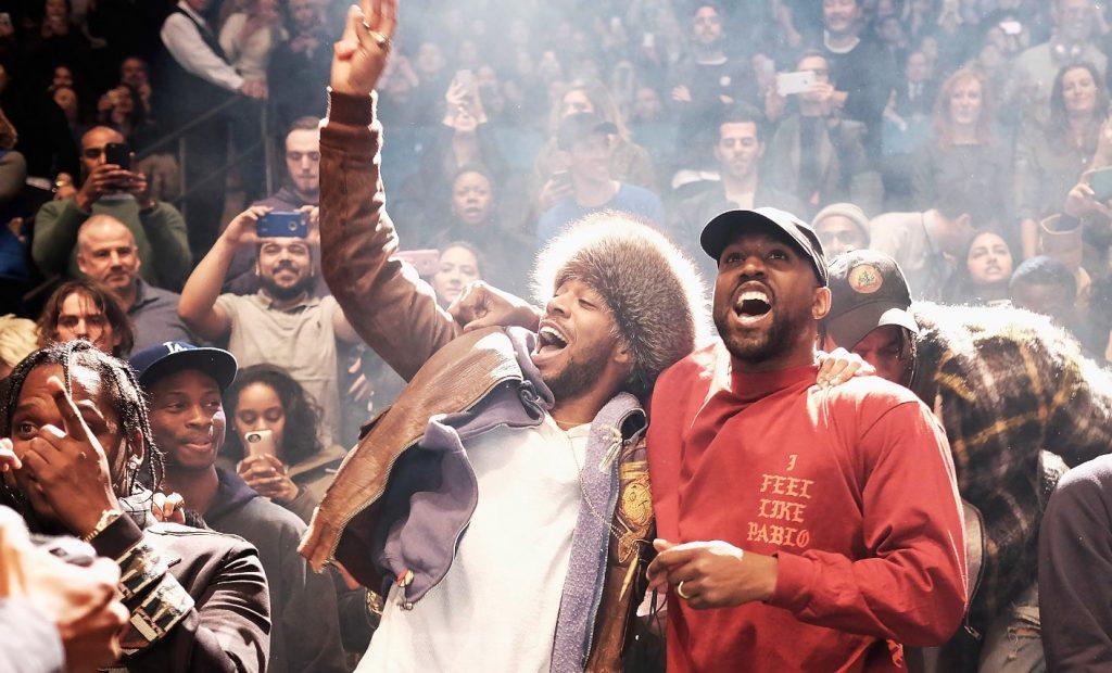 Kanye West annonce deux nouveaux albums dont un avec Kid Cudi