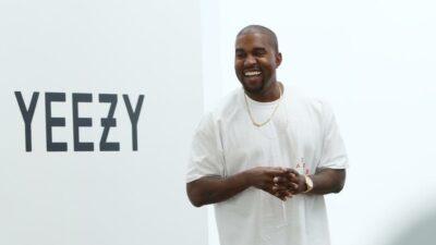 Kanye West en place encore une pour Michael Jordan