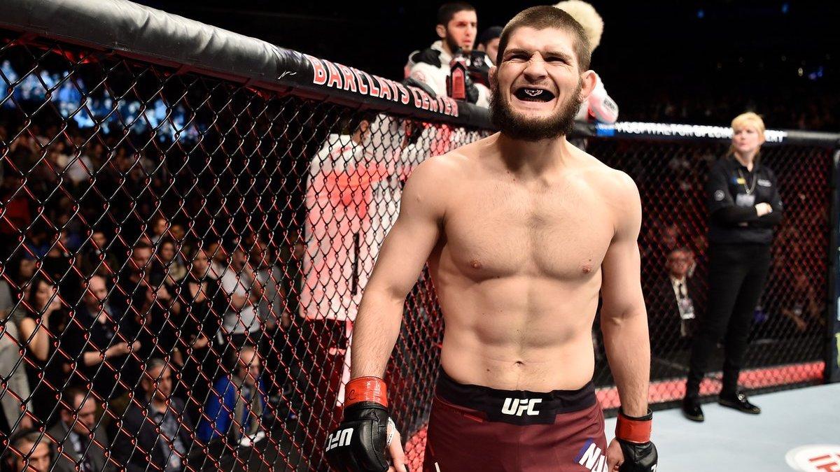 Khabib Nurmagomedov UFC 223