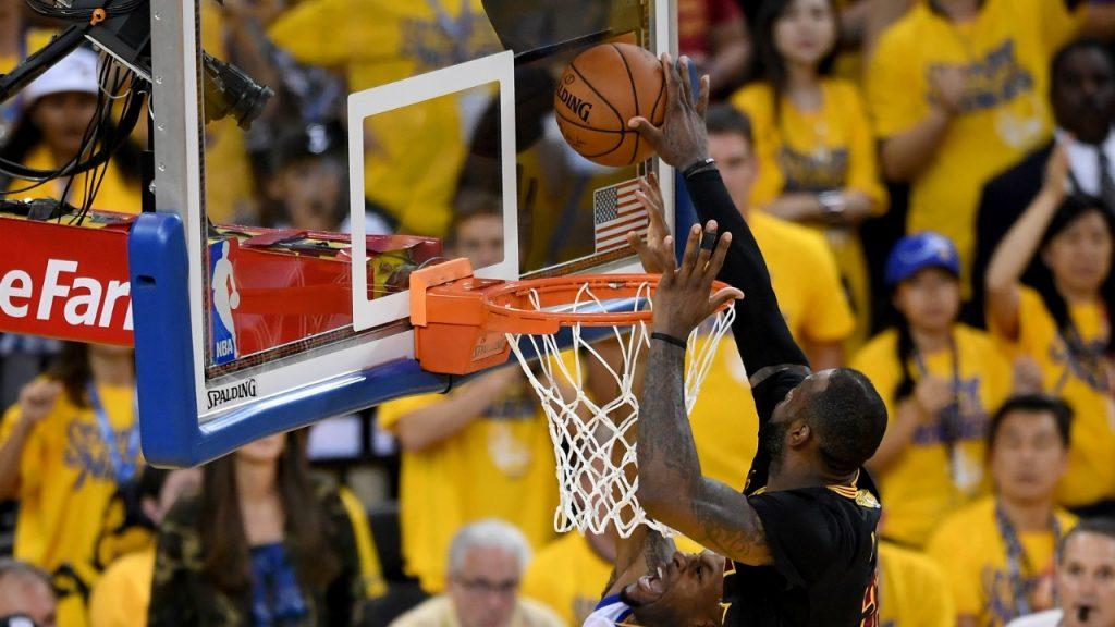 Tous les Game 7 de la carrière de LeBron James