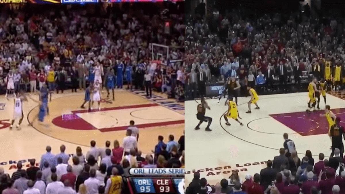 Magic 2009, Pacers 2018 – les deux game-winners de légende de LeBron James