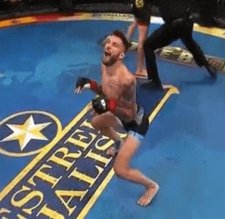 Marcelo Rojo claque le gros KO…puis fait le raptor