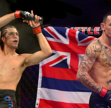 Max Holloway vs. Brian Ortega pour le titre featherweight à l'UFC 226