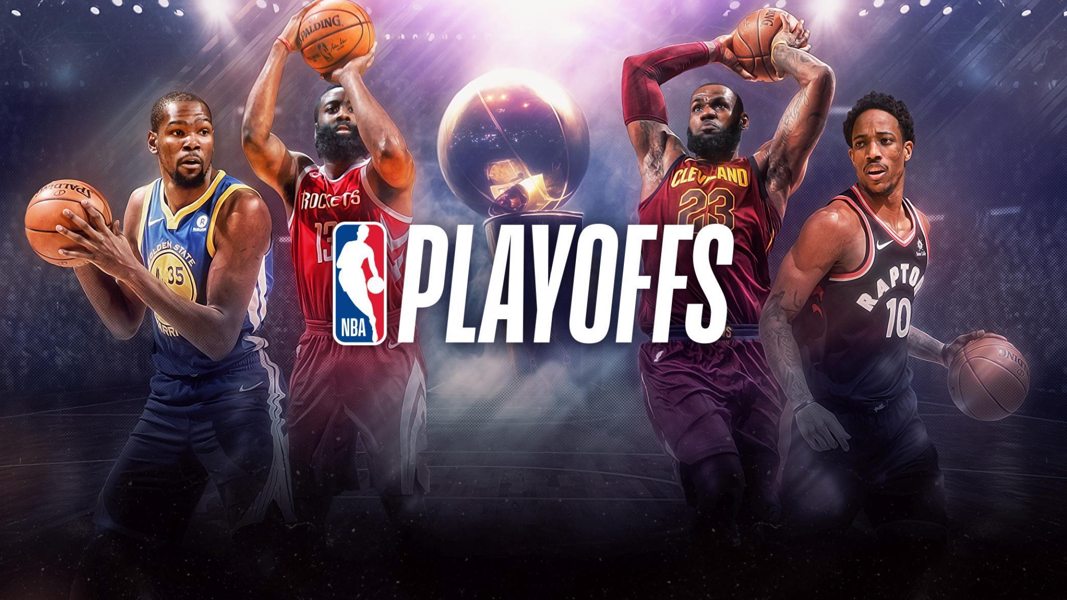 Le calendrier complet du premier tour des playoffs NBA
