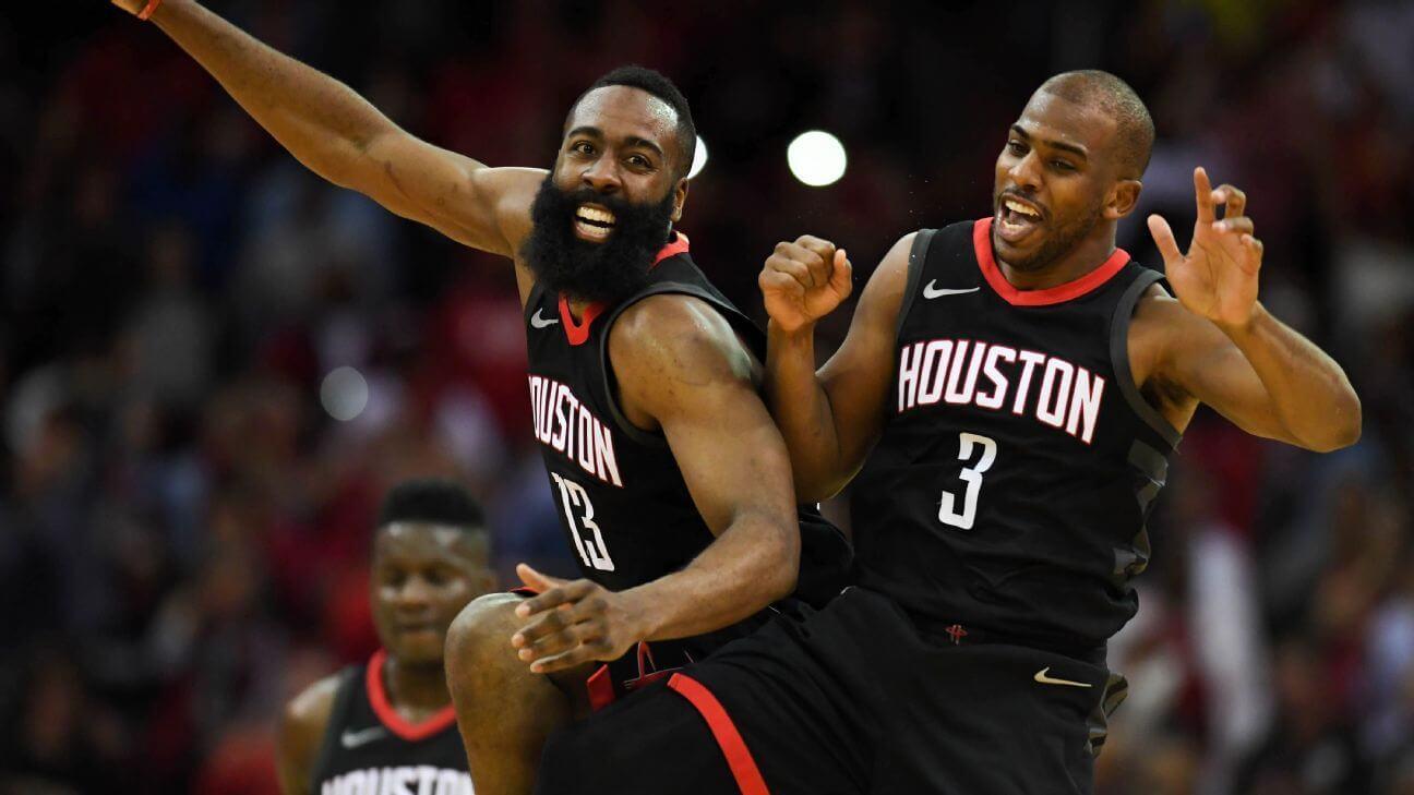 Le tableau complet des playoffs NBA 2018