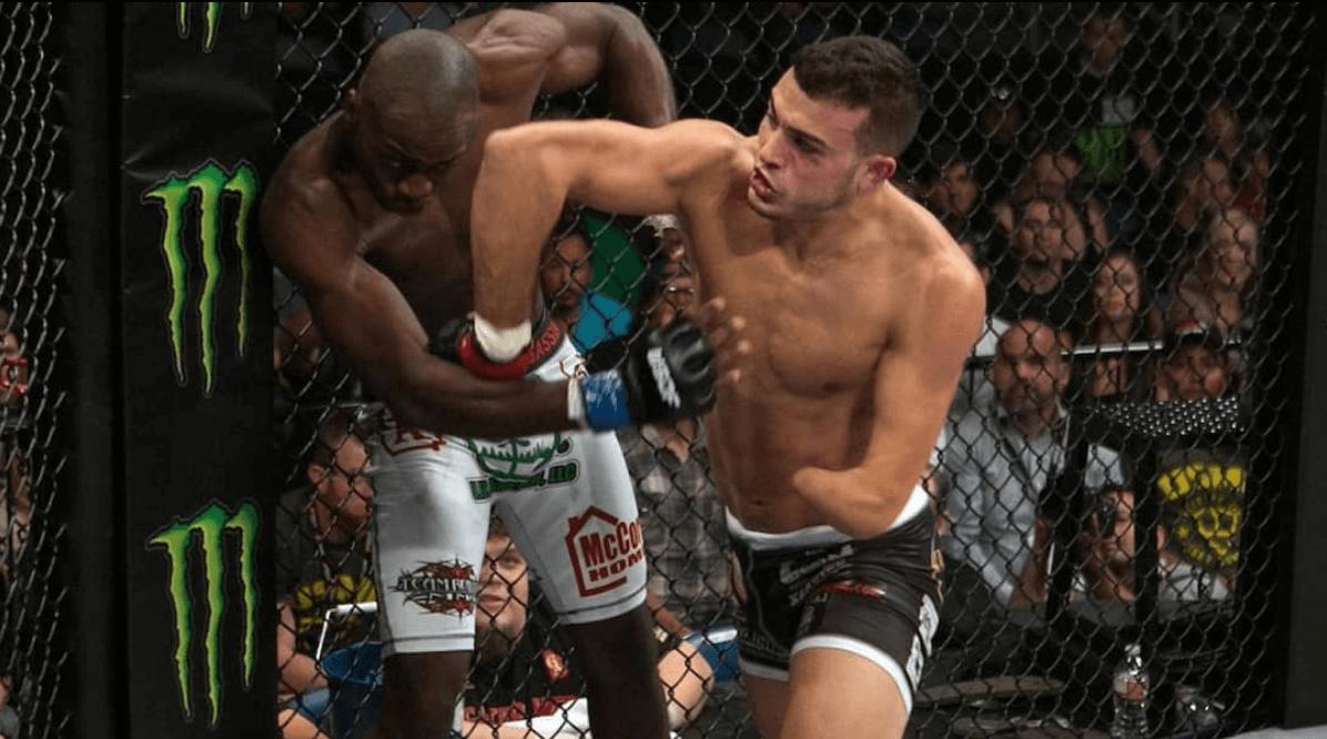 L'UFC va bien donner sa chance à Nick Newell