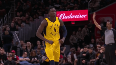 Oladipo Cleveland Cavaliers Pacers