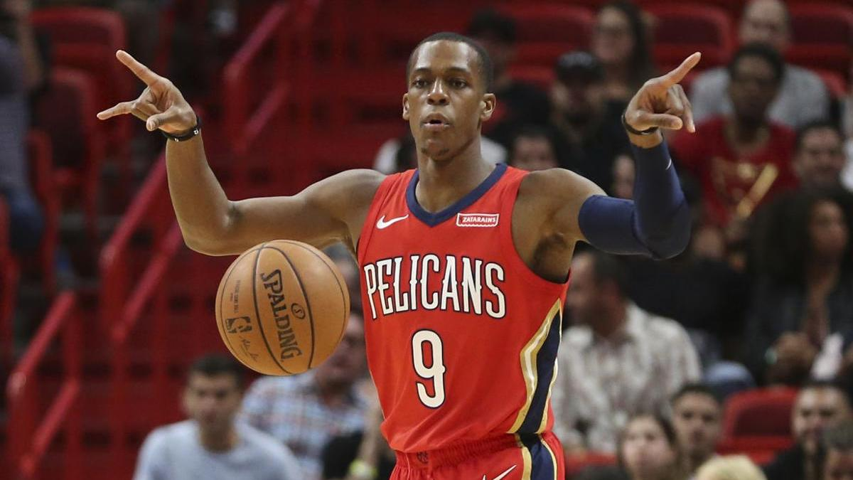 Rajon Rondo de Chicago à New Orleans – la terreur des playoffs