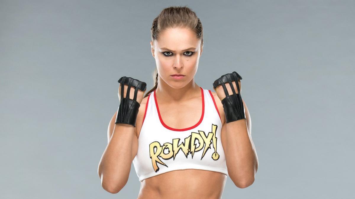Ronda Rousey débarque en France avec la WWE