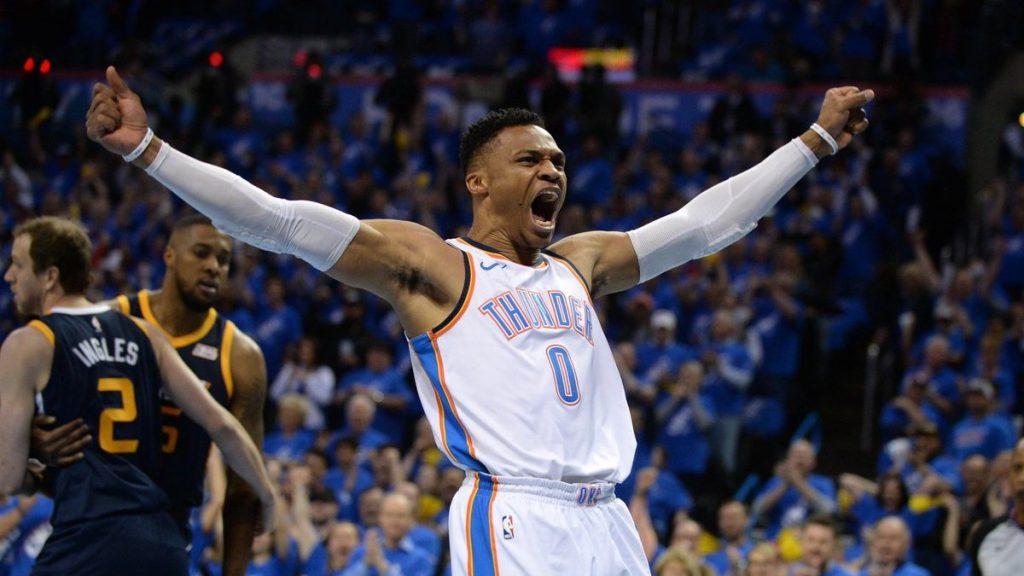 """Après le Game 3, Westbrook """"garantit"""" l'enfer à Ricky Rubio"""