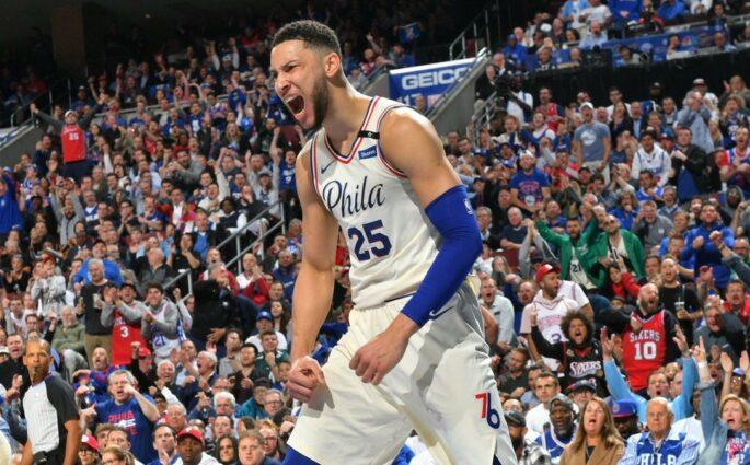 Les Philadelphia Sixers éliminent le Heat !