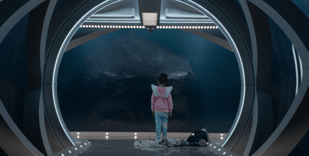 The Meg trailer Jason Statham
