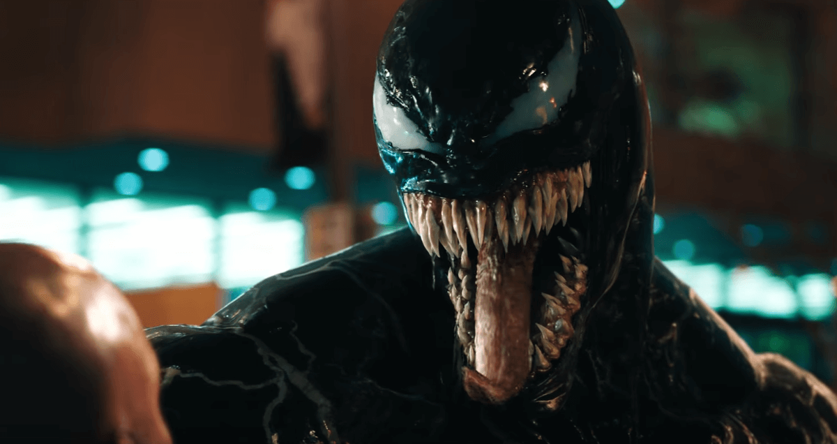Ça y est, dites bonjour à Tom Hardy en mode Venom !