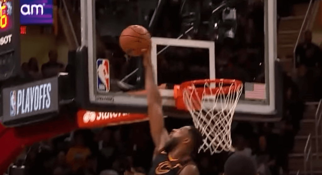 Tristan Thompson Game 7 Pacers