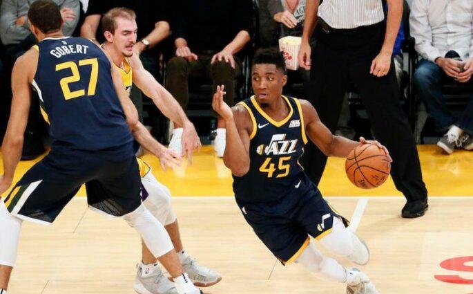 Utah Jazz Los Angeles Lakers