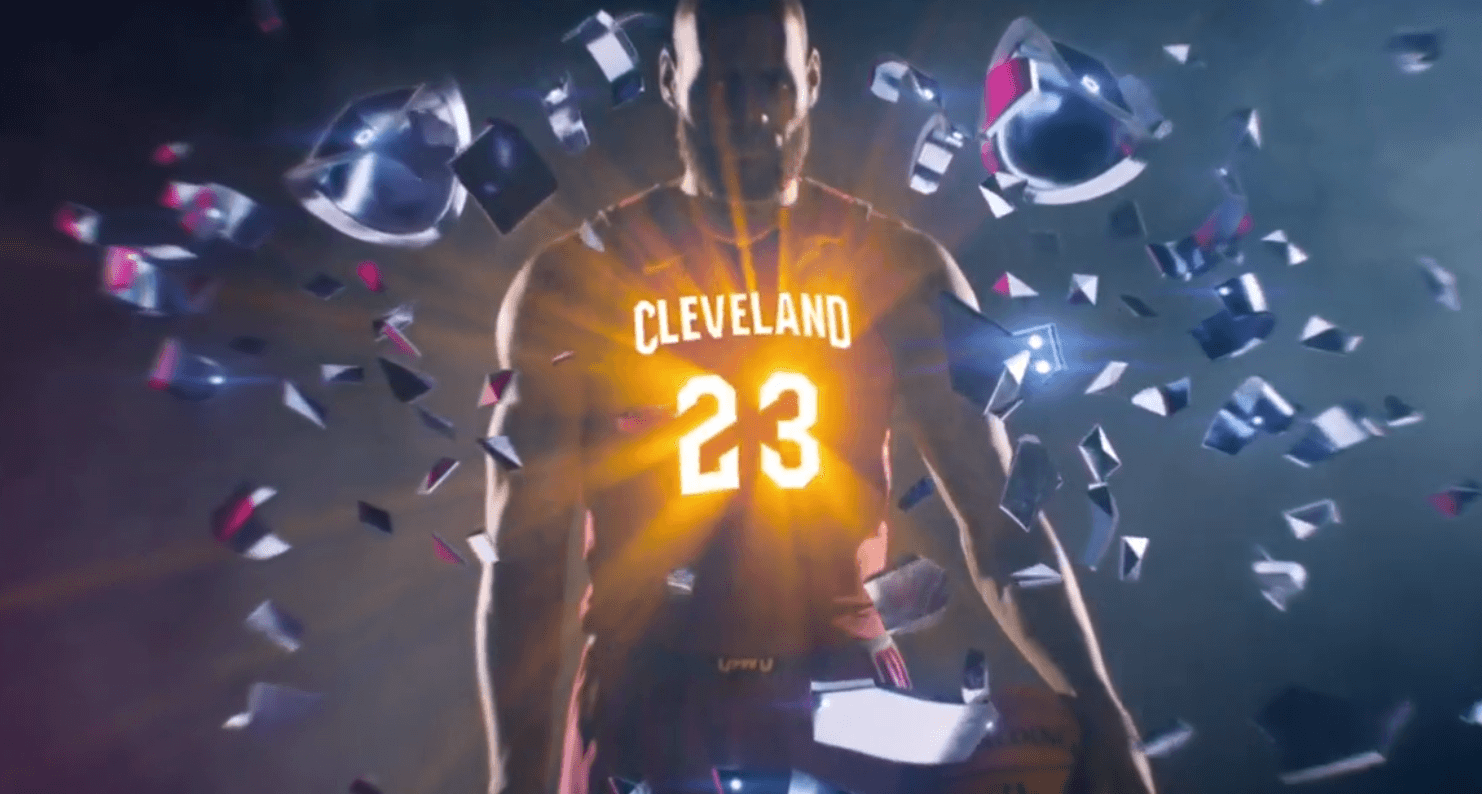 intro Cleveland Cavaliers playoffs