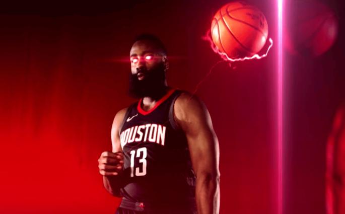intro Houston Rockets playoffs