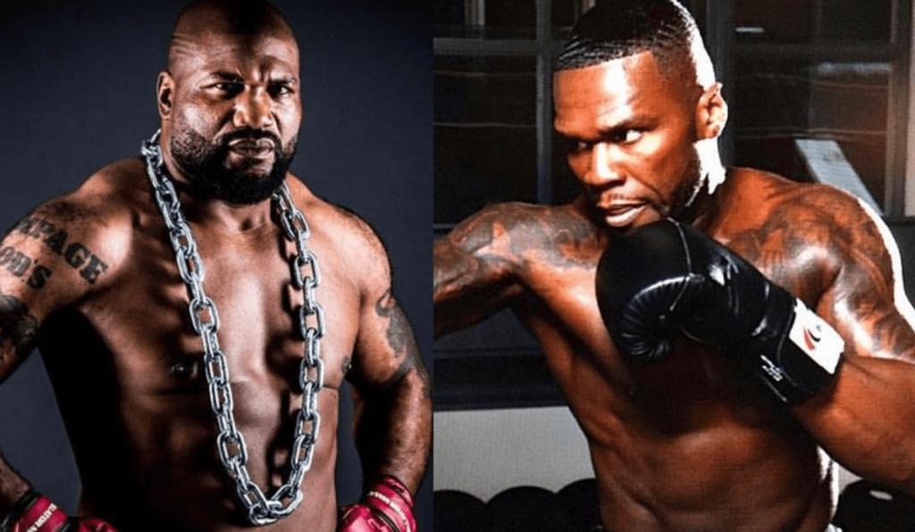 50 Cent challenge Rampage Jackson pour un combat