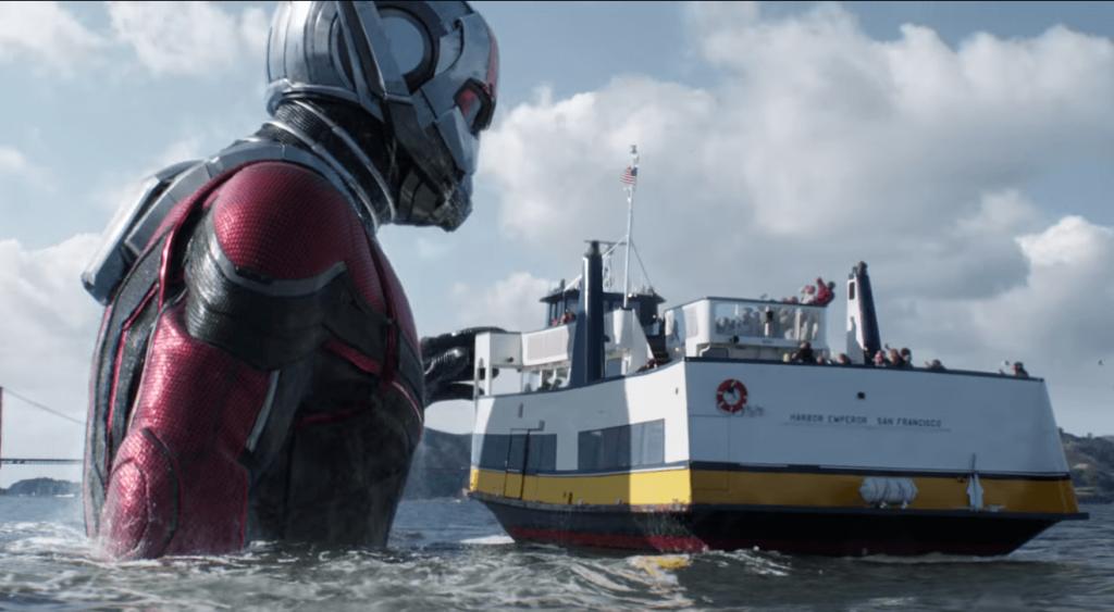 Ant-Man & The Wasp se dévoile dans un second trailer
