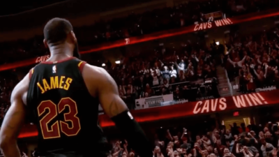 Le trailer de Celtics vs. Cavs en mode Avengers : Infinity War