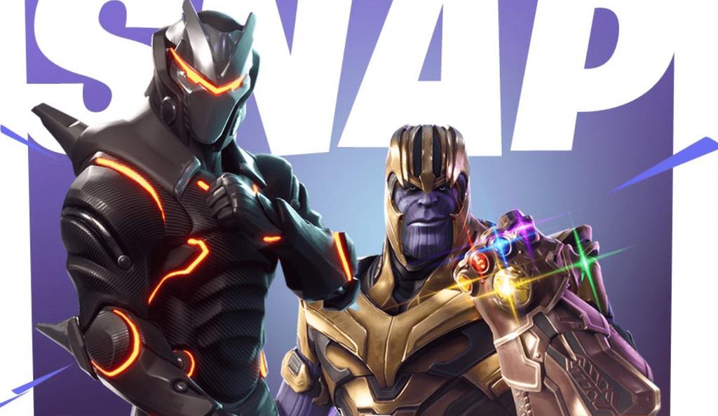 Fortnite sera en mode Avengers : Infinity War dès demain !