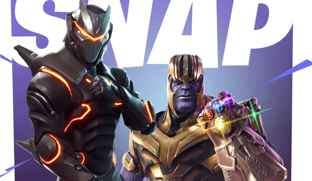 Fortnite sera en mode Avengers : Infinity War dès demain !
