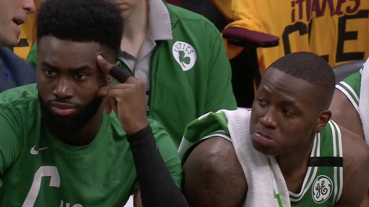 Cavaliers Celtics Terry Rozier