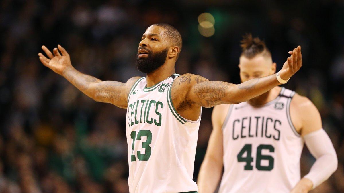 Les Boston Celtics démontent Cleveland pour le Game 1