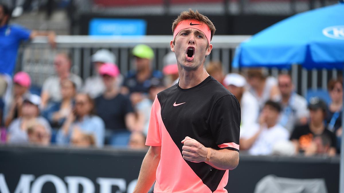 Corentin Moutet : 19 ans et une première victoire à Roland Garros