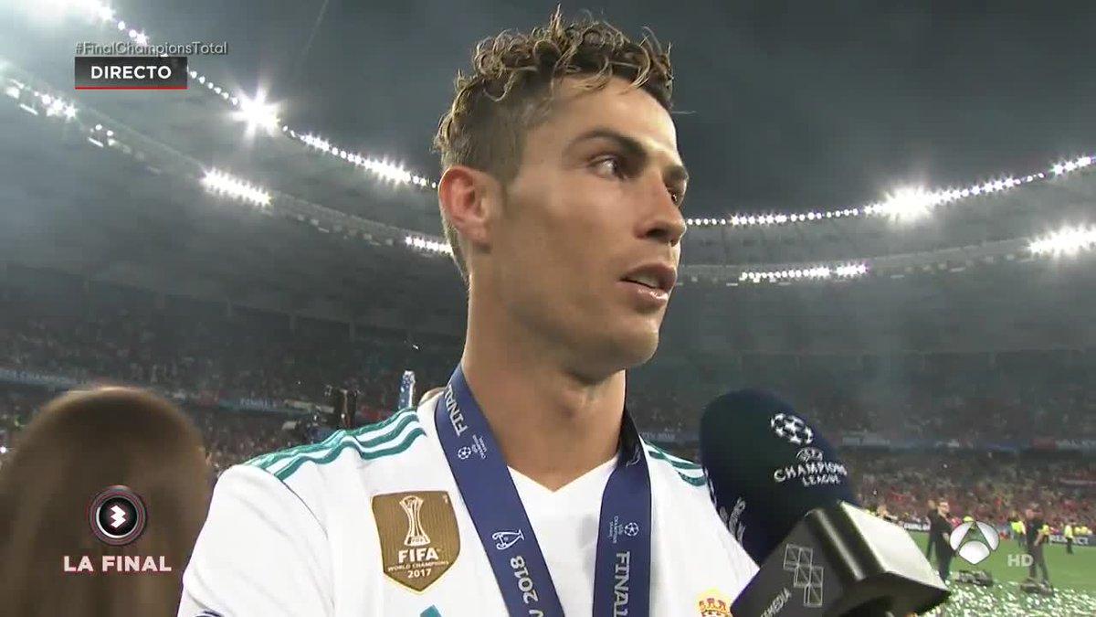 Cristiano Ronaldo Liverpool Champions League