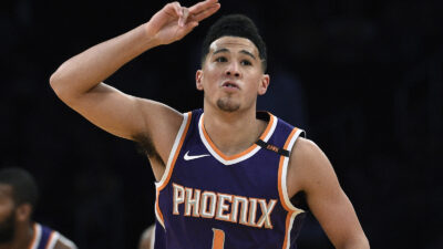 Devin Booker Phoenix Suns Draft Pick