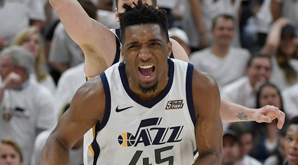 À Houston, le Utah Jazz fait tomber les Rockets !