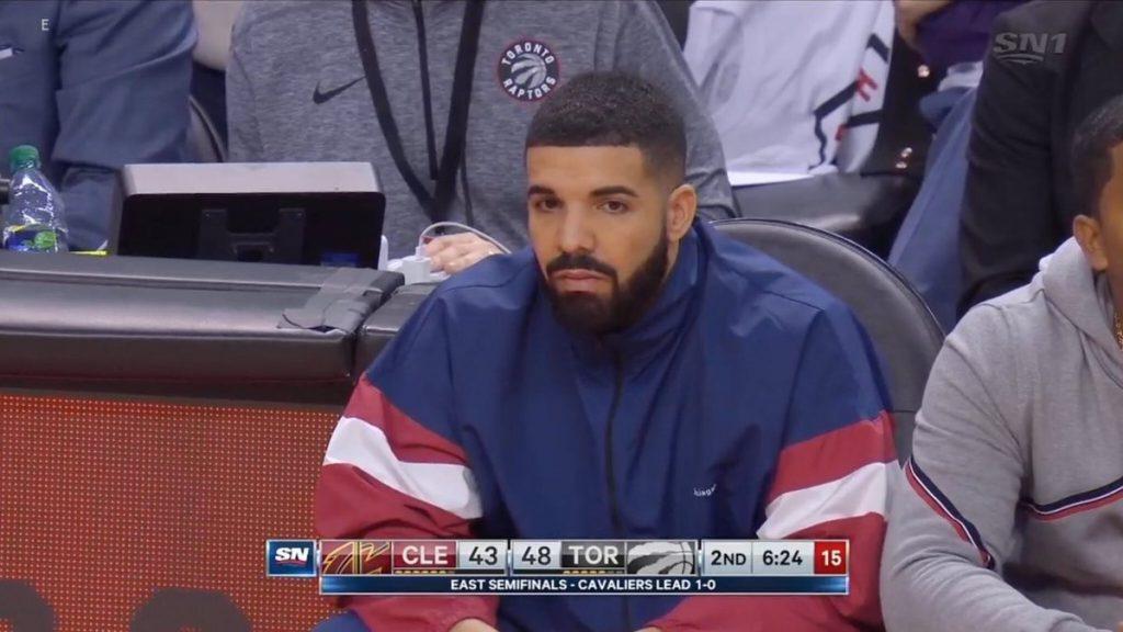 Le fils de Michael Jordan trolle Drake après le Game 2