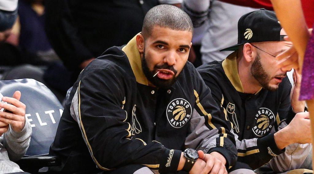 Drake reçoit un avertissement de la part de la NBA