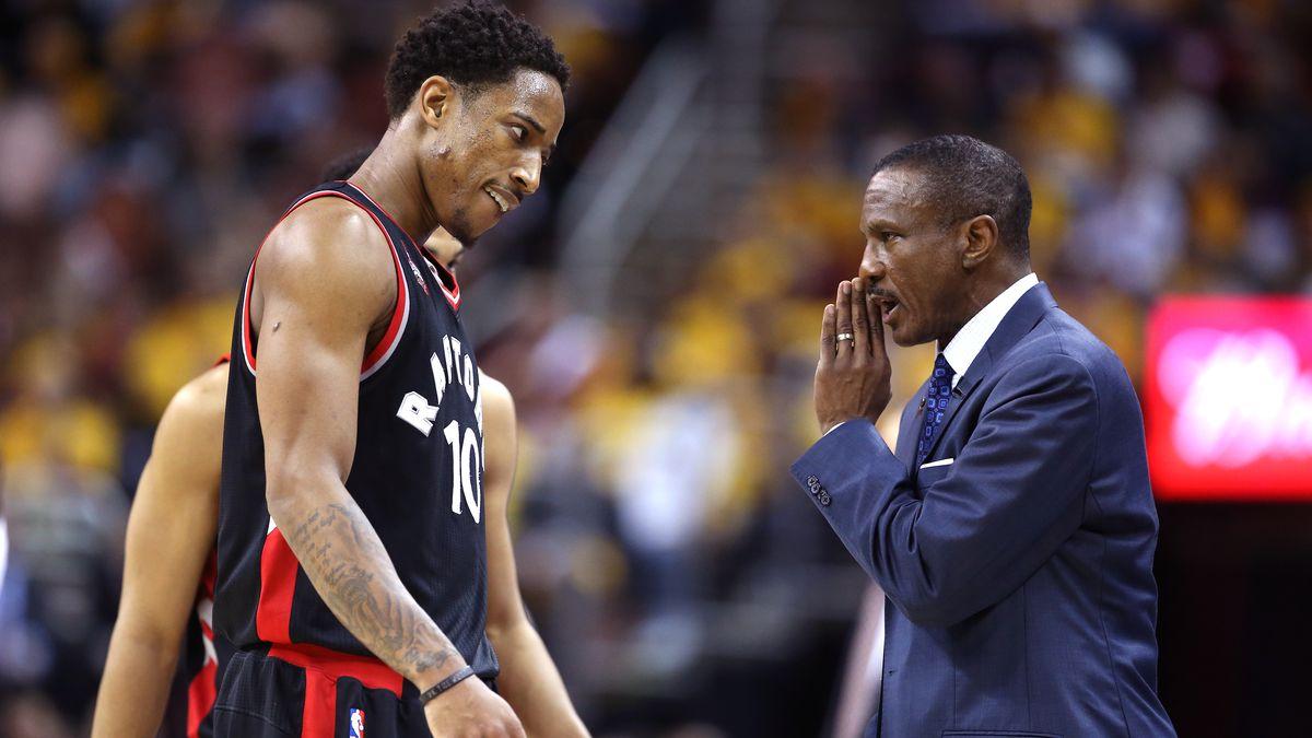 Les Toronto Raptors ont viré Dwane Casey