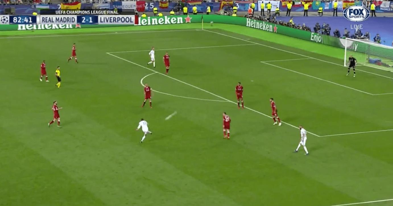Gareth Bale Liverpool Real Madrid
