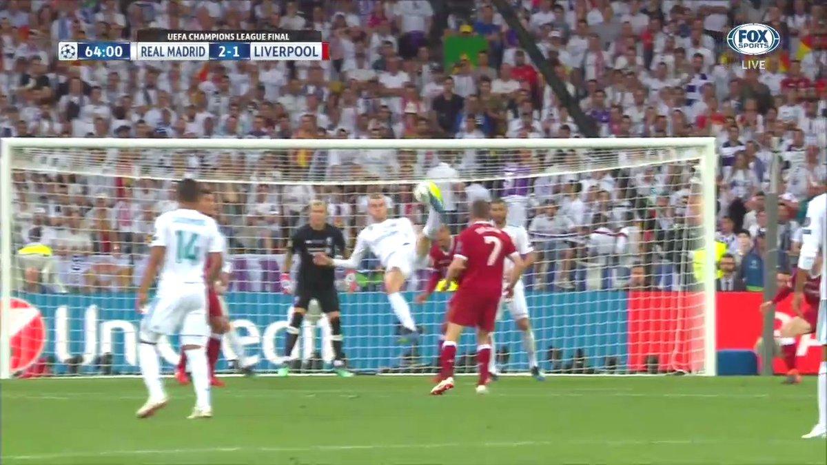Gareth Bale Liverpool