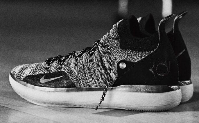 Nike dévoile la KD11, nouvelle signature-shoe de Durant