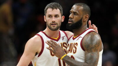 JR Smith parle de Kevin Love et du syndrome LeBron James