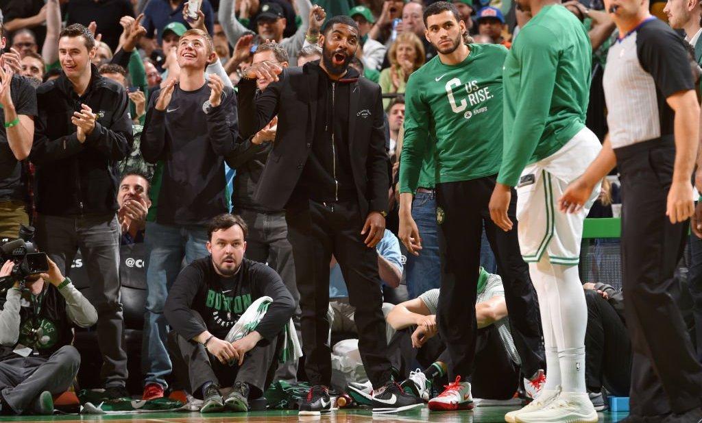 Insulté de voleur par un joueur des Cavs, le GM des Celtics répond