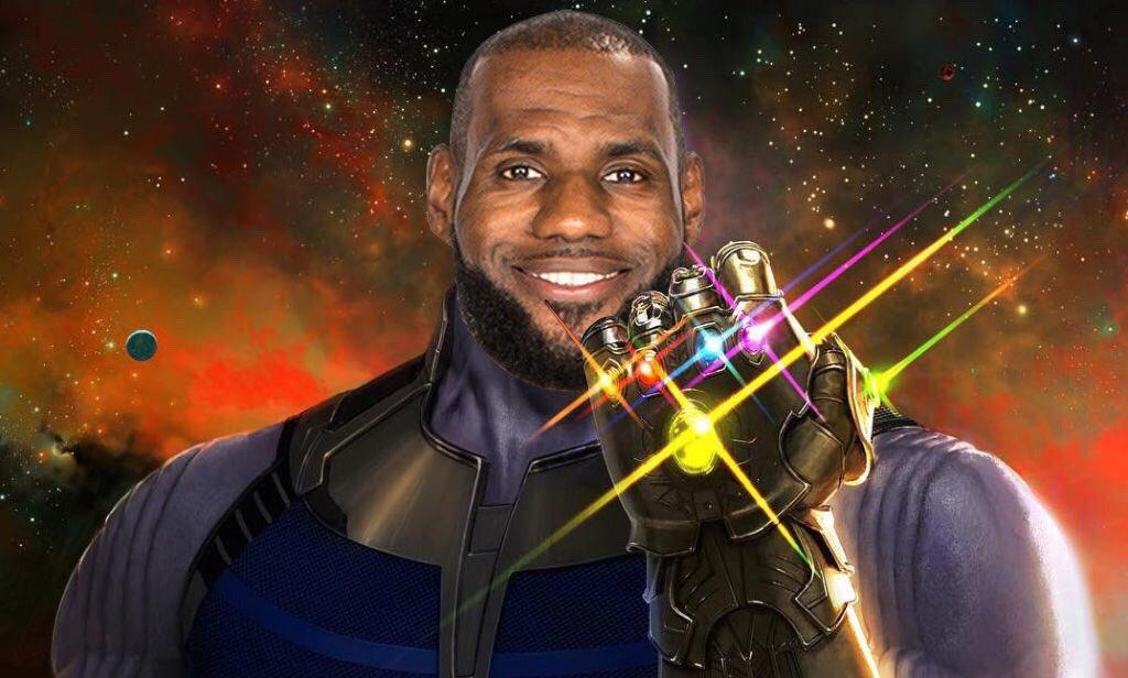 La réaction des joueurs NBA après le Game 2 de LeBron James