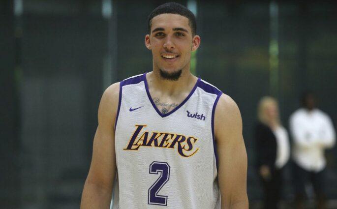 LiAngelo Ball Lakers