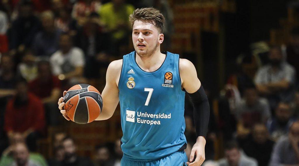 Luka Doncic élu MVP de l'Euroleague – par ici le First Pick