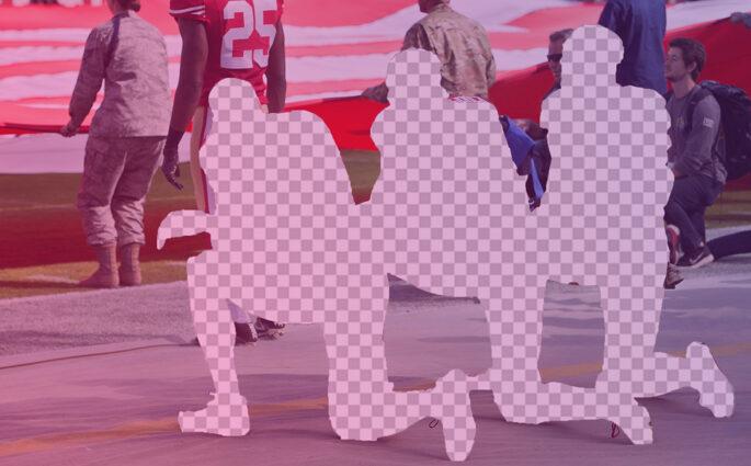 La saison prochaine, la NFL sanctionnera les protestations pacifiques
