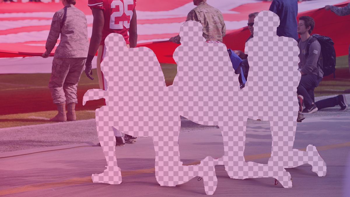 NFL: sanctions envisagées en cas de boycott de l'hymne américain