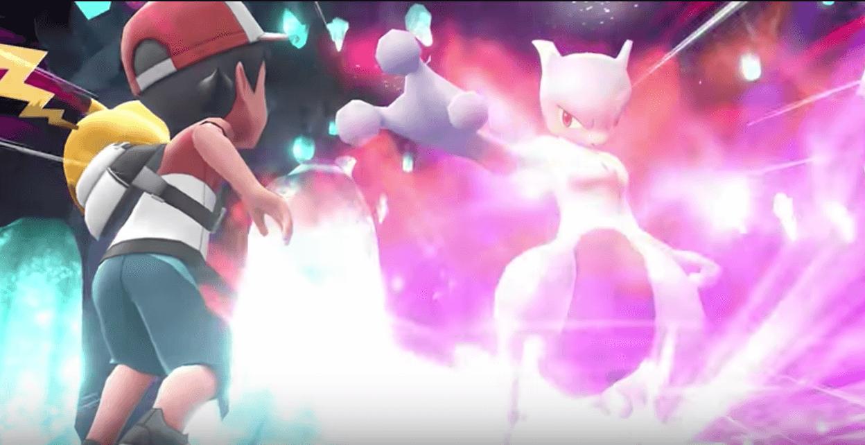 Nintendo Switch Pokemon