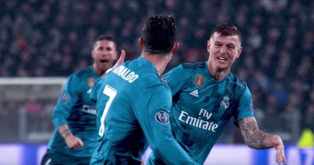 Real Madrid Champions League Final 2018