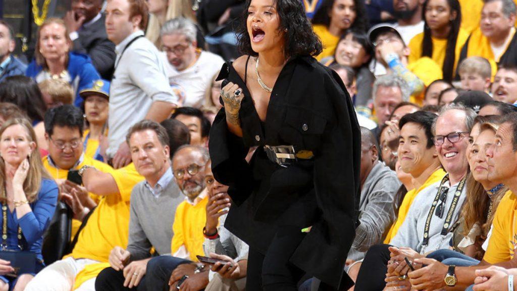Rihanna Cavaliers
